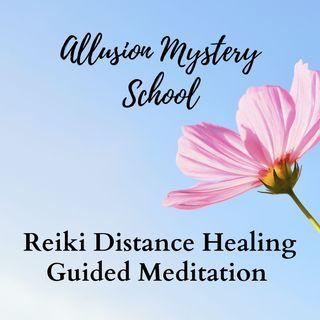 AMS Distance Reiki Healing
