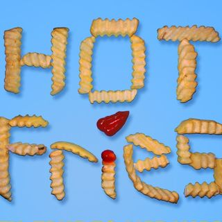 "Hot Fries: S1E1 ""In the Beginning"""
