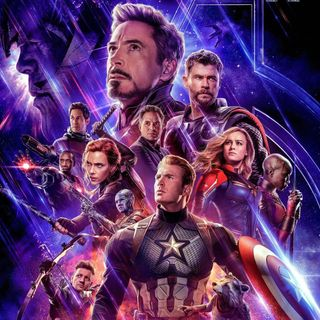 LiveWEEK #22 - SPOILER: parliamo di Avengers: Endgame!
