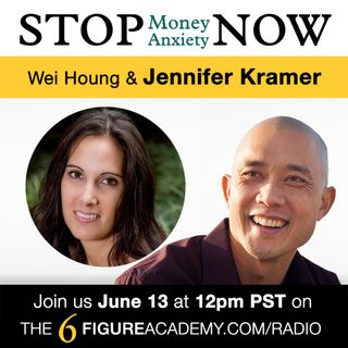 "Episode 15 - ""How To Think And Grow...Anything You Want"" with guest Jennifer Kramer"
