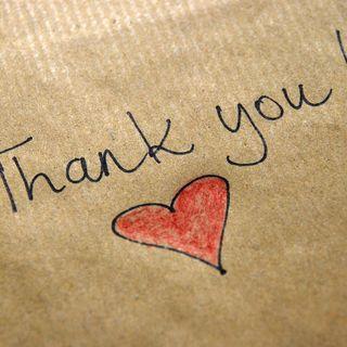 La gratitudine e gli occhi nuovi