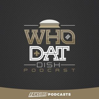 Talking Potential Saints Draft Decisions and Simulating 7-Round Saints Mock Draft w/ Ross Jackson