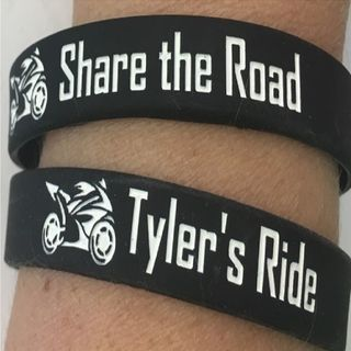 Tylers Ride - Share the Road