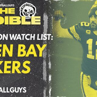 2021 Fantasy Football - Green Bay Packers Preseason Watch List