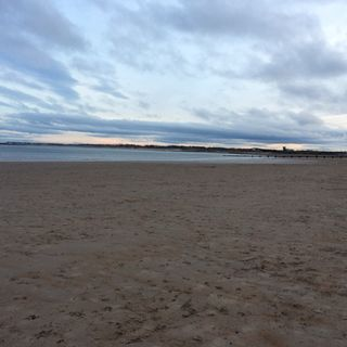 Week 1 - Summer in Winter & Beach Walking