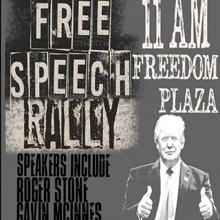 July 6 Freedom Plaza many will face the hate of Domestic Terror Group Antifa & #DemandFreeSpeech