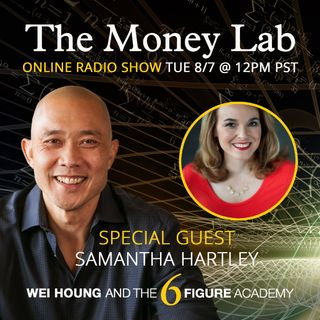 "Episode #75 - The ""Dang! Money Goes Fast"" Money Story with guest Samantha Hartley"