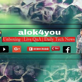 Alok4you Its Time To Go Live || Let's Start..