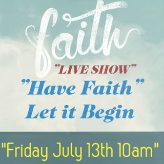 """This Friday """"LIVE"""""""