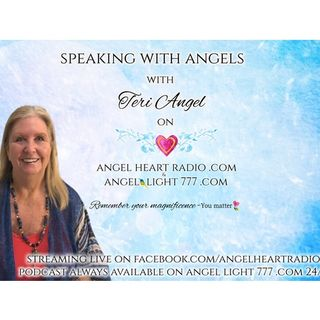 Speaking With Angels on Angel Heart Radio
