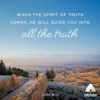 Be Guided into Truth
