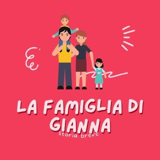 La famiglia di Gianna e Pietro