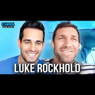 Luke Rockhold on his UFC return, injury update, Cagefighter movie, steer wrestling & modeling