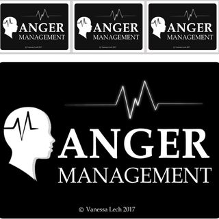 Episode 82: Anger Management 😡 Card Game for Licensed Clinicians facilitating Group Therapy 🧔🧔🧔🧔