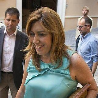 Susana Díaz plantea adelantar elecciones