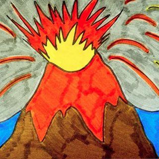 Comentarios tengo un volcán. María Luisa Dueñas