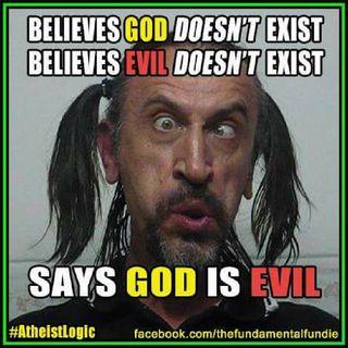 Biblical Evidence Proving That God is Evil