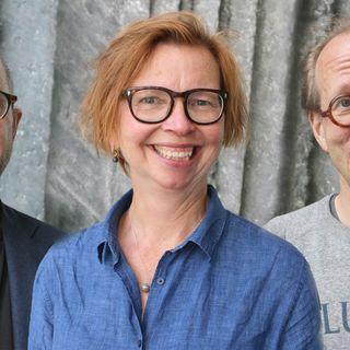 Per Naroskin: I sista sekunden. Maja Aase: Leve den manlige rebellen. Johan Hakelius: Ödmjukhet på marsch.