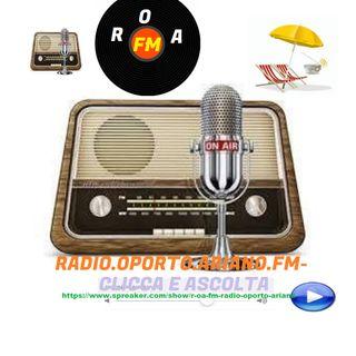 RADIO OPORTO ARIANO FM  PRESENTA DOVE IL CUORE PALA CON LA MUSICA  CONDUCE WALTER OPORTO