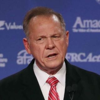 Roy Moore Lost Because The Swamp Won
