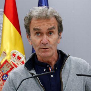 Médicos españoles piden renuncia del coordinador de Salud por mal manejo de pandemia