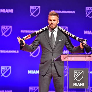 Soccer 2 the MAX:  MLS Miami Becomes Official, Boston Breakers Done, UEFA Nations League Draw