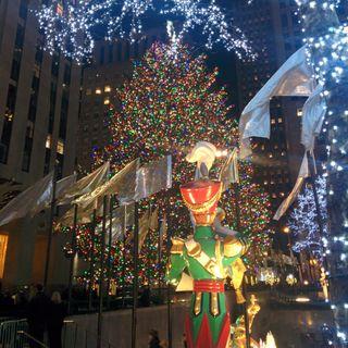 Paseo por el Rockefeller Center