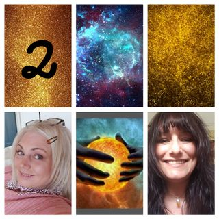 Prt 2 - It's OK to Come Forward in Hiding. Sacha & Paula. Alien Take over and Human Hosts.
