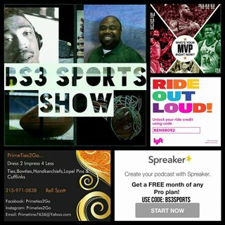 "BS3 Sports Show - ""Music x Motivation x Sports"" ft .@Clelovesyou"