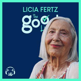 14. The Good List: Licia Fertz: I 5 consigli per non invecchiare mai