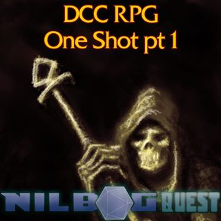 One Shot - DCC RPG (Parte 1 de 2)