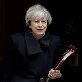 Theresa May pierde la mayoría absoluta en el Reino Unido