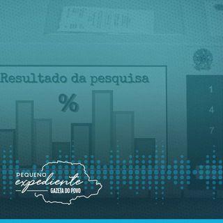 Pequeno Expediente #139: divulgação de pesquisas em Curitiba virou assunto para os tribunais