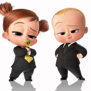 Boss Baby; Family Business & Tomorrow War 2021-07-01