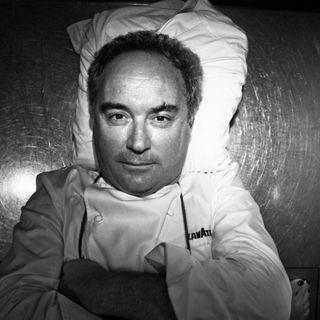 Cominciare dal difficile, ovvero sdraiare Ferran Adrià sul suo piano ad induzione