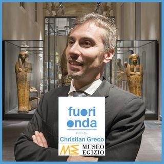 Ep.7 ||  Fuori Onda incontra: Christian Greco (Museo Egizio, Torino)