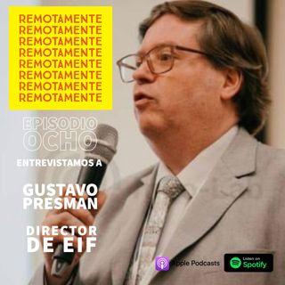 8 - Entrevistamos a Gustavo Presman, Especialista en técnicas de Informática Forense