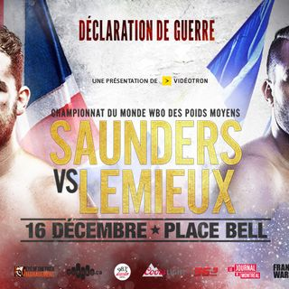 Inside Boxing Weekly:Saunders-Lemuiex Preview Show W/Thomas Treiber