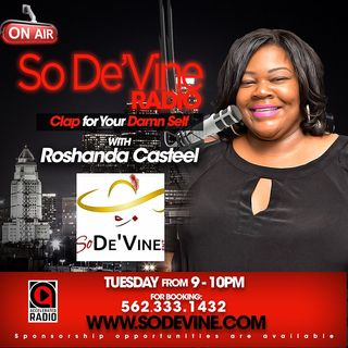 So De'Vine Radio 9-18-18