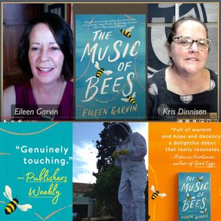 The Music of Bees conversation with author Eileen Garvin