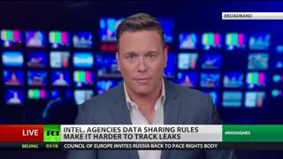 Ben Swann ON Obama Admin Changed Rules for Intelligence Sharing To Cover Russia Conspiracy Tracks