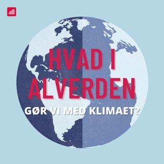 Hvad i alverden gør vi med klimakrisen?
