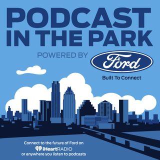 Podcast in The Park: Connor Saeli