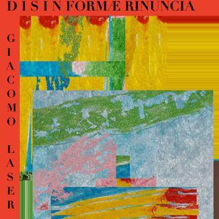 DISINFORMA E RINUNCIA (etichetta)
