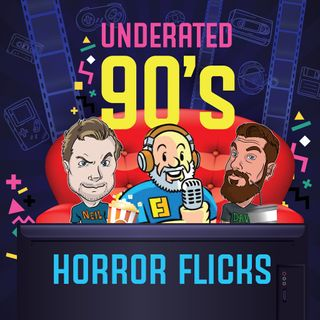 FFFF Ep014 Fave Five Underrated 90's Horror Movies (r.2020.04.23)