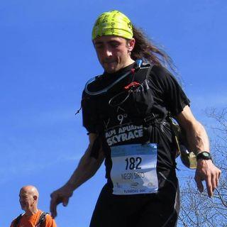 """10 - """"Per me la corsa in montagna è mistica. E' la mia meditazione"""". Con Sirio Negri autore del Podcast Capre Bipedi!"""
