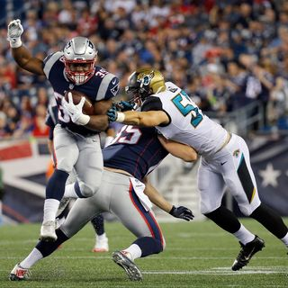 Patriots, Jaguars Have Mutual Respect
