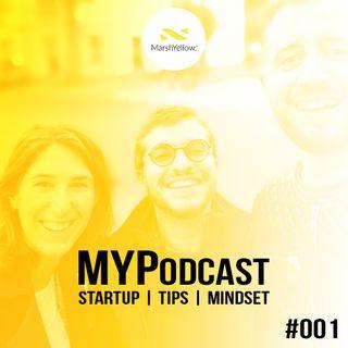 E1 Tips per avviare una startup | Daniele Schimizzi