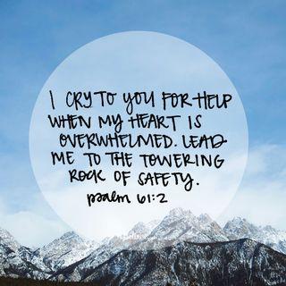 A Prayer for the Overwhelmed