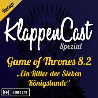 """Spezial: Game of Thrones 8.2 - """"Ein Ritter der Sieben Königslande"""" Recap"""